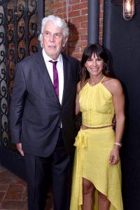 Juan Carlos Gorini y Sofía Rodríguez.