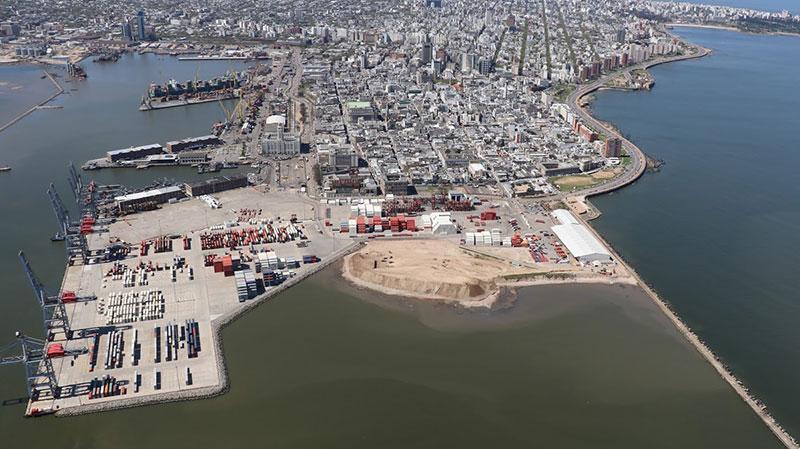Tsakos concreta su proyecto de ampliación en el Puerto Capurro - Crónicas