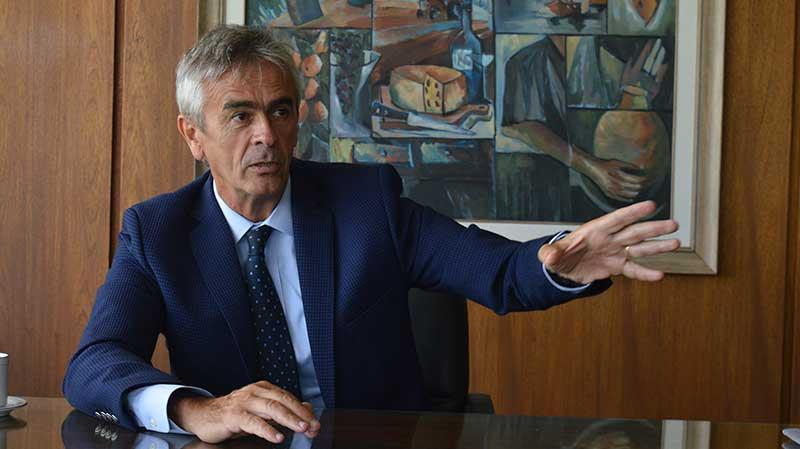 """Alfredo Antía: """"El sector público tendrá que incorporar en algún momento el seguro de paro, como existe en la actividad privada"""" - Crónicas"""